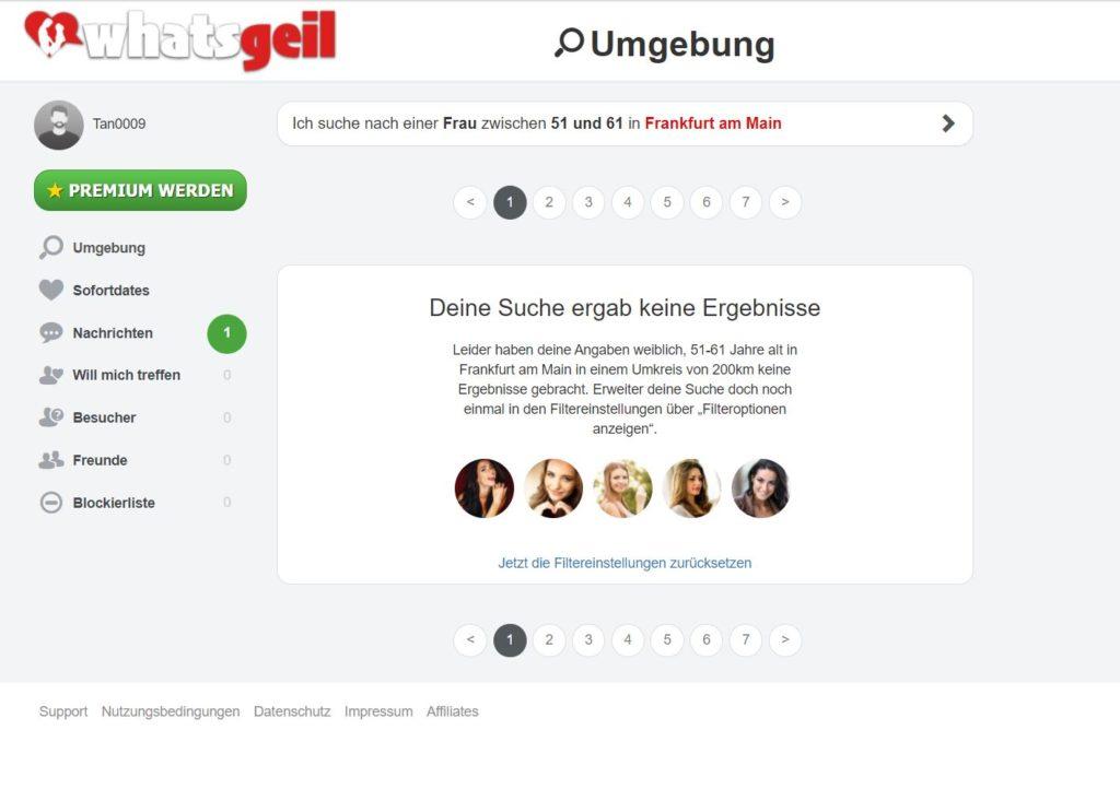 Testbericht - whatsgeil.com Mitgliederbereich