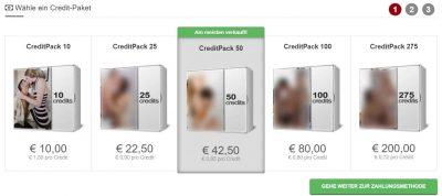 Snapdate.de - Kosten